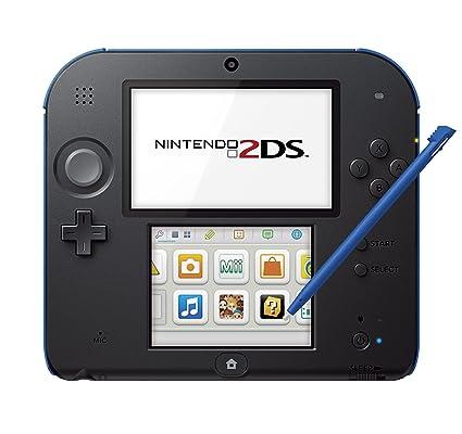 Fotografía del Nintendo 2DS