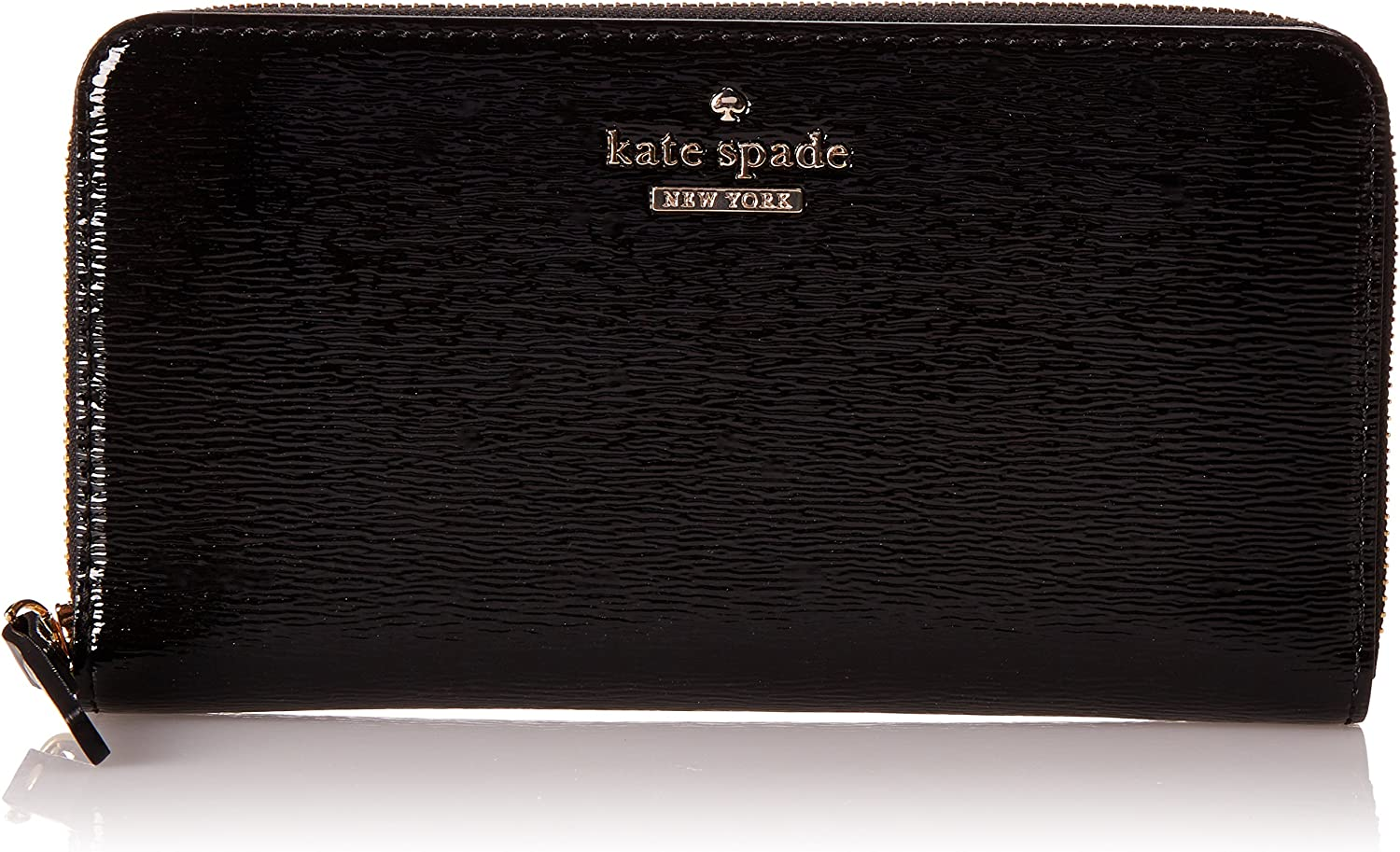 kate spade new york Cedar Street Patent Lacey Wallet