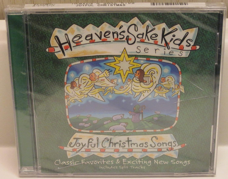 Heaven\'s Sake Kids-Christmas - Joyful Christmas Songs - Amazon.com Music