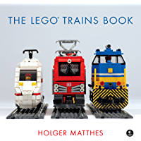 The LEGO Trains Book (English Edition)
