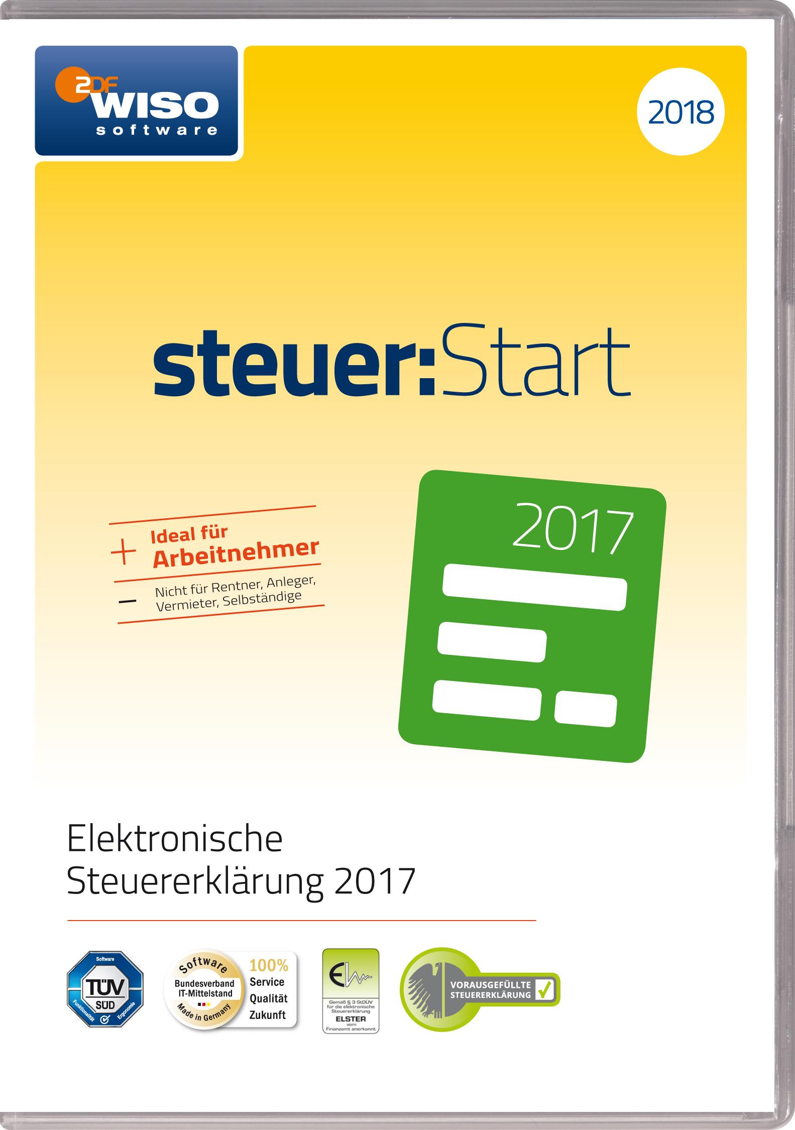 elster steuererklärung 2017 download für mac
