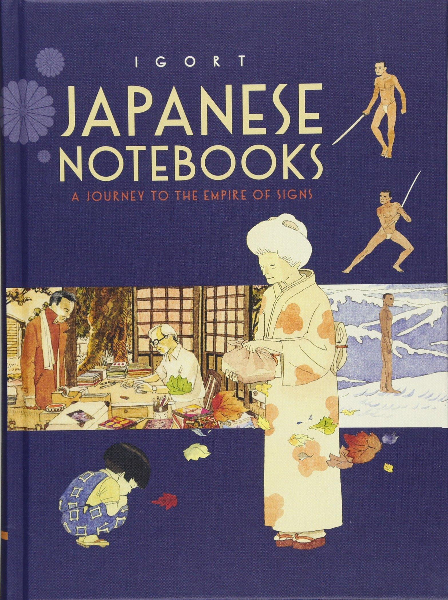 Japanese notebooks (Anglais) Relié – 1 avril 2017 Igort Chronicle Books 1452158703 Sociology