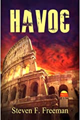 Havoc (The Blackwell Files Book 4) Kindle Edition