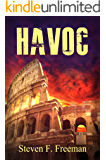 Havoc (The Blackwell Files Book 4)