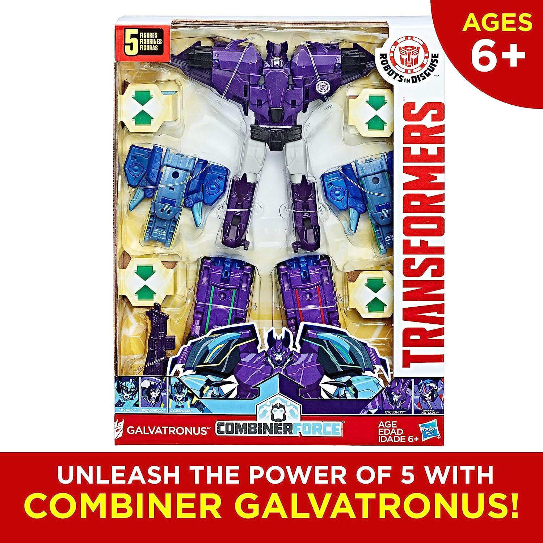 Transformers Robots in Disguise Bumblebee Combineur Force Hasbro très belle unité!
