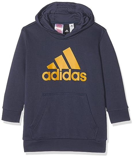 adidas Jungen Yb Logo Hoodie Kapuzenpullover