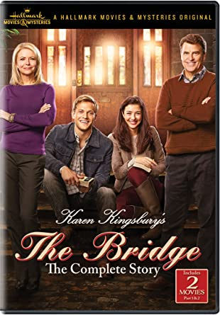 Karen Kingsbury's The Bridge - DVD Image