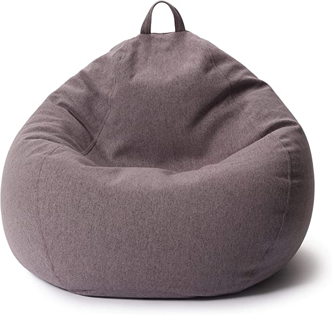 Lumaland Comfort Line Indoor Bean Bag Chair, Seat Cushion, Available in Many Sizes and Colours: Amazon.de: Küche & Haushalt