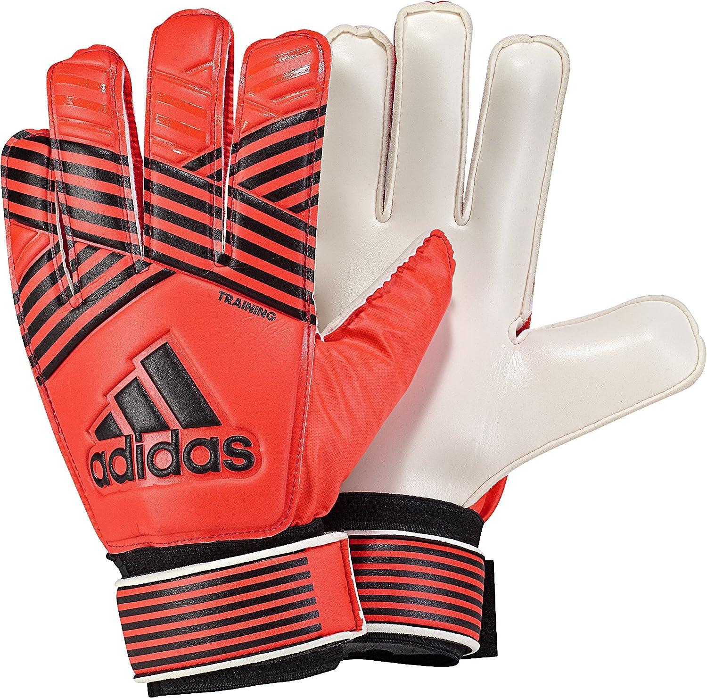 Adidas Performance Aceトレーニングゴールキーパーグローブ B01NAHNAF2 8|Solar Red/Core Black Solar Red/Core Black 8