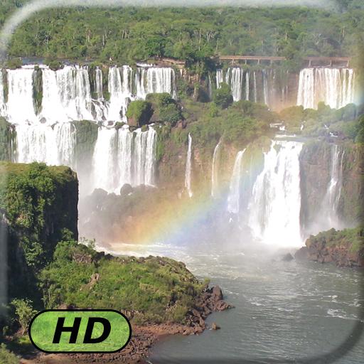 - Waterfalls Nature HD Wallpapers (Ad Free)