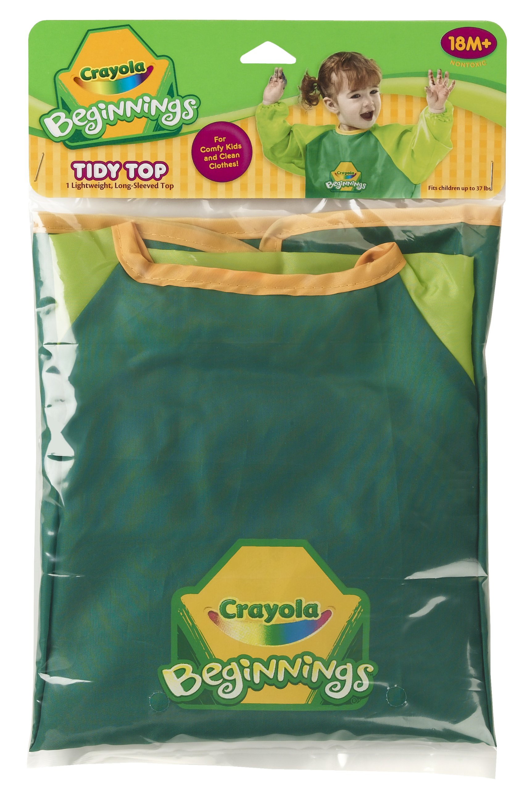 Crayola Beginnings Tidy Top