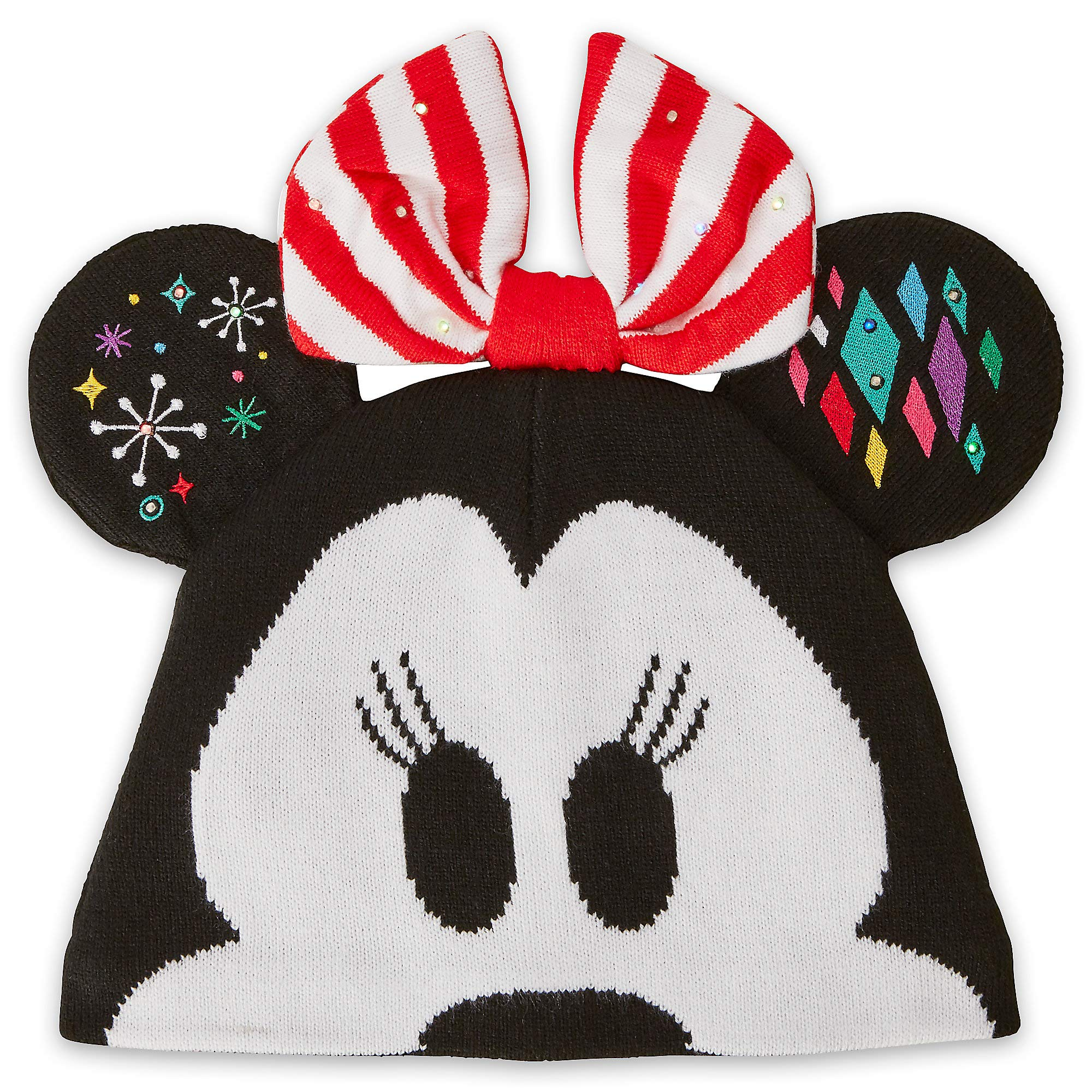 Disney Minnie Mouse Knit Hat for Adults