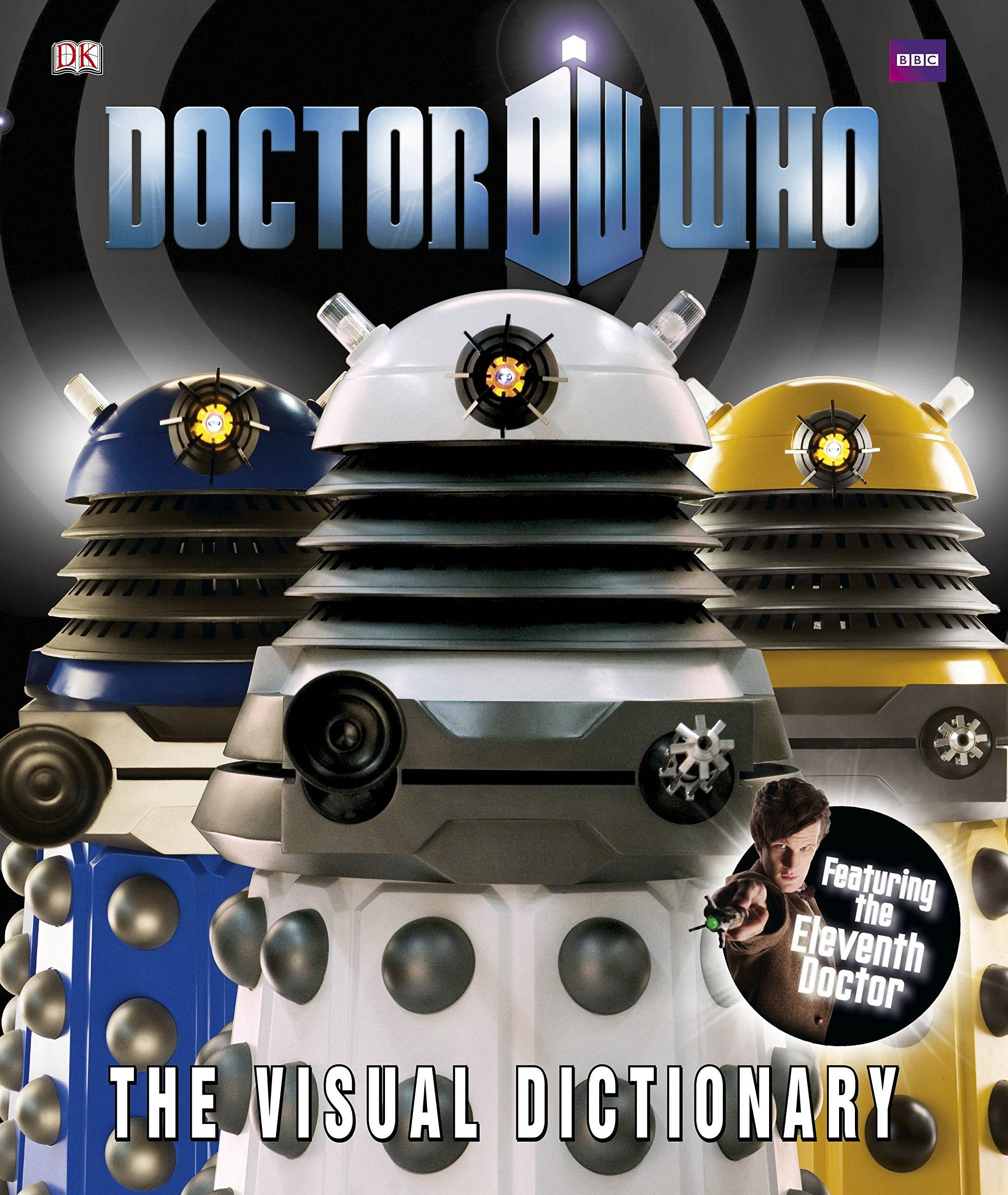 Read Online Doctor Who: The Visual Dictionary pdf epub