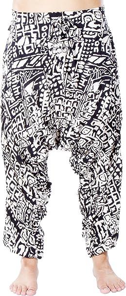 Amazon.com: Buda pantalones algodón Premium pantalones de ...