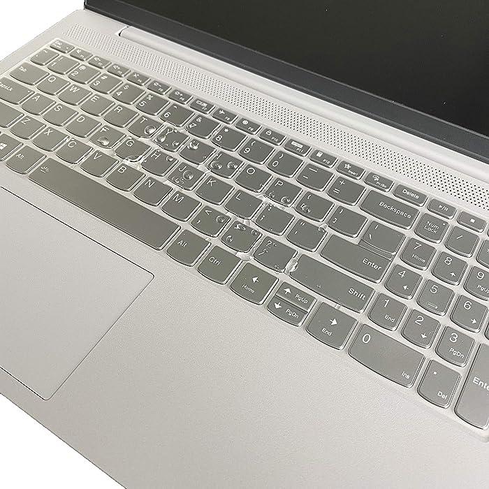 Leze - Keyboard Cover Skin Compatible with Lenovo ideaPad Slim 7 15, ideaPad 5 15, ideaPad Flex 5 15IIL05 Laptop - TPU