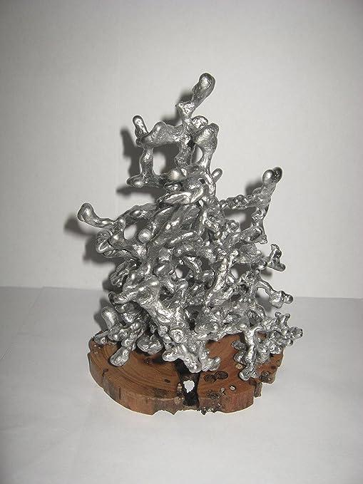 Amazon com: Anthill Art Casting Aluminum Sculpture
