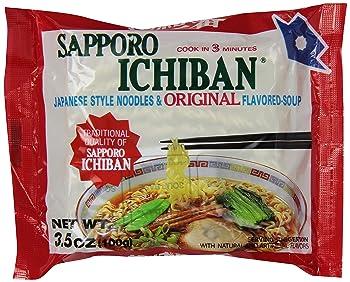 Sapporo Ichiban Noodle
