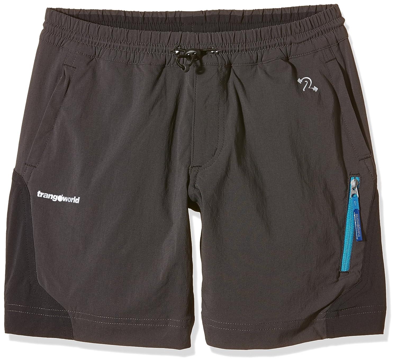 TRANGO Odiel Fi - Pantalón Corto para niños de 10 años