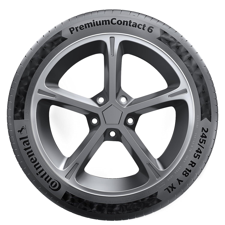 CONTINENTAL PremiumContact 6  XL PKW 235//45//17 097Y C//A//72dB Sommerreifen