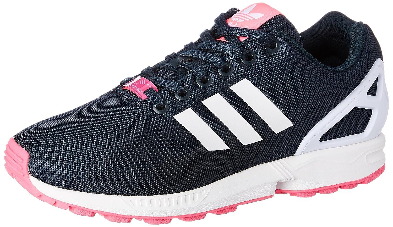 Adidas ZX Flux, Zapatillas Deportivas 41 1/3 EU|Multicolor (Petink/Ftwwht/Sopink)