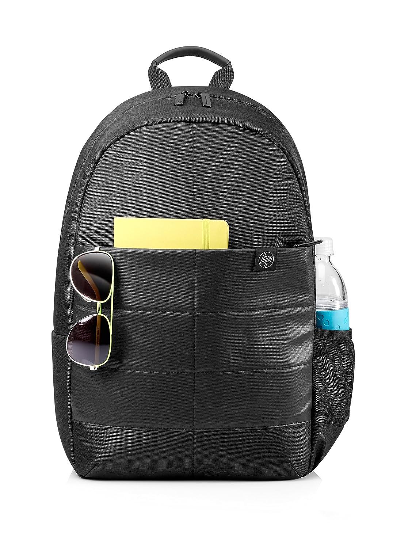 para port/átiles de hasta 15.6 color negro HP 1FK04AA Pack con mochila y rat/ón