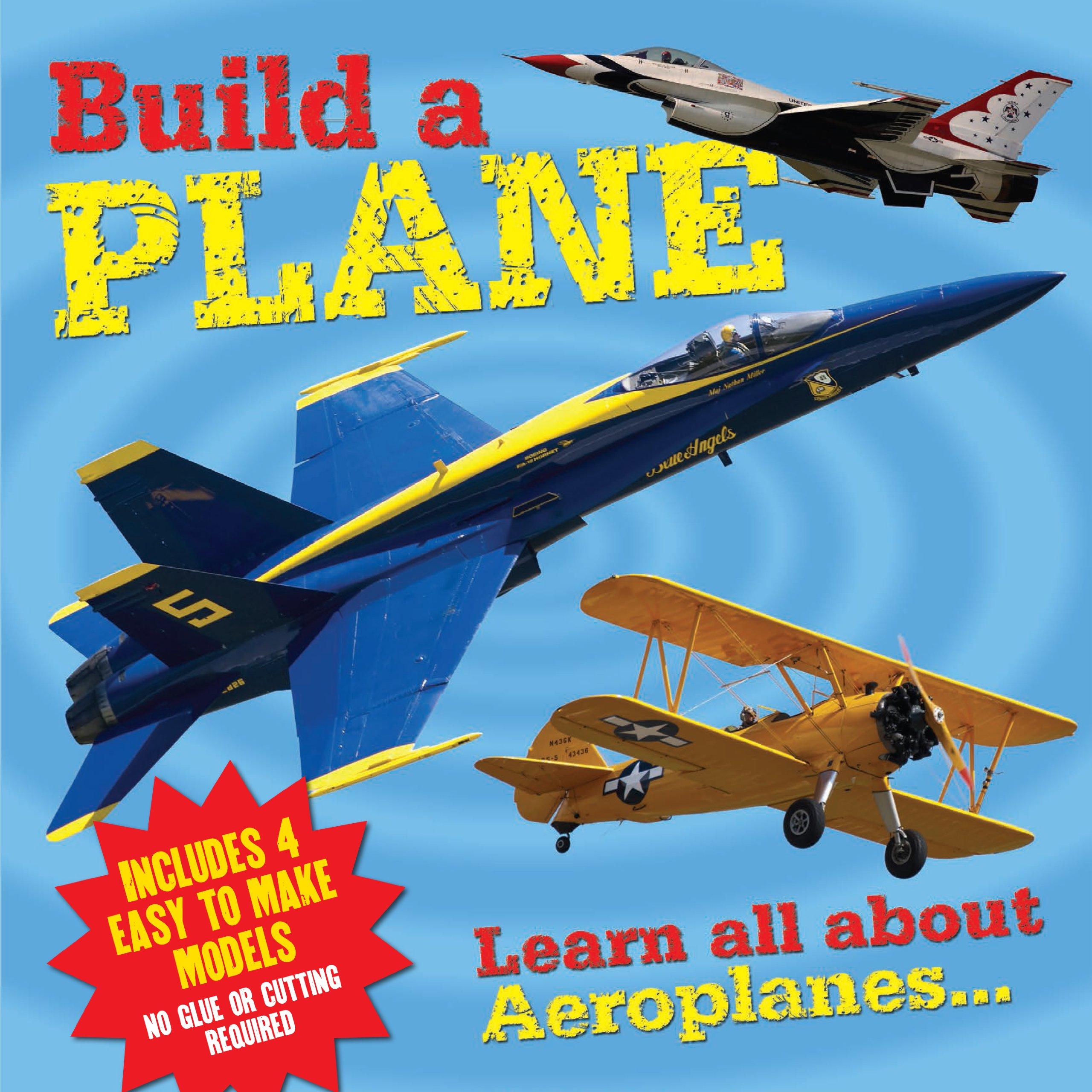Download Build a Plane pdf epub