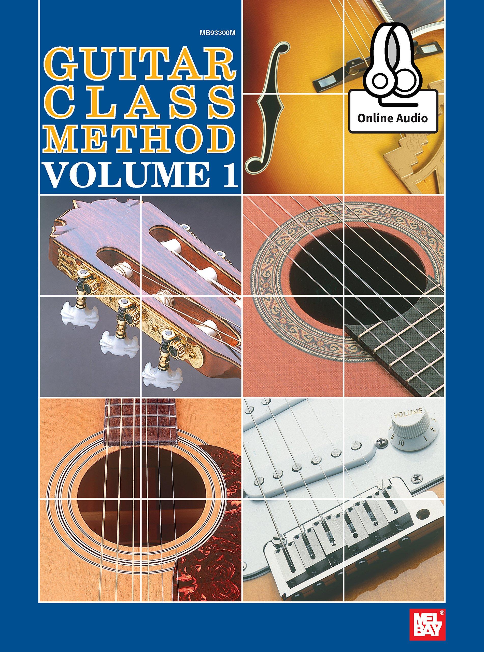 Download Guitar Class Method Volume 1 ebook