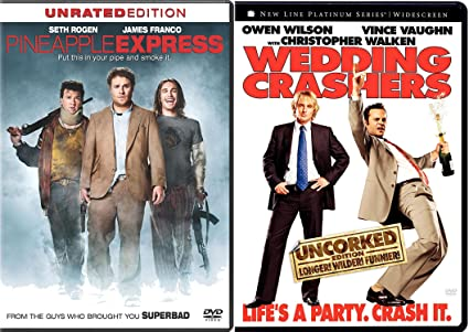 Wedding Crashers 2.Amazon Com Unrated Comedy Collection Wedding Crashers Uncorked
