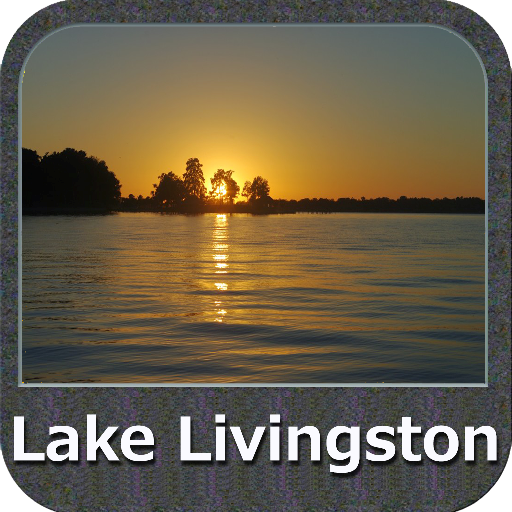 Lake Livingston Texas GPS Map: Amazon.es: Appstore para Android