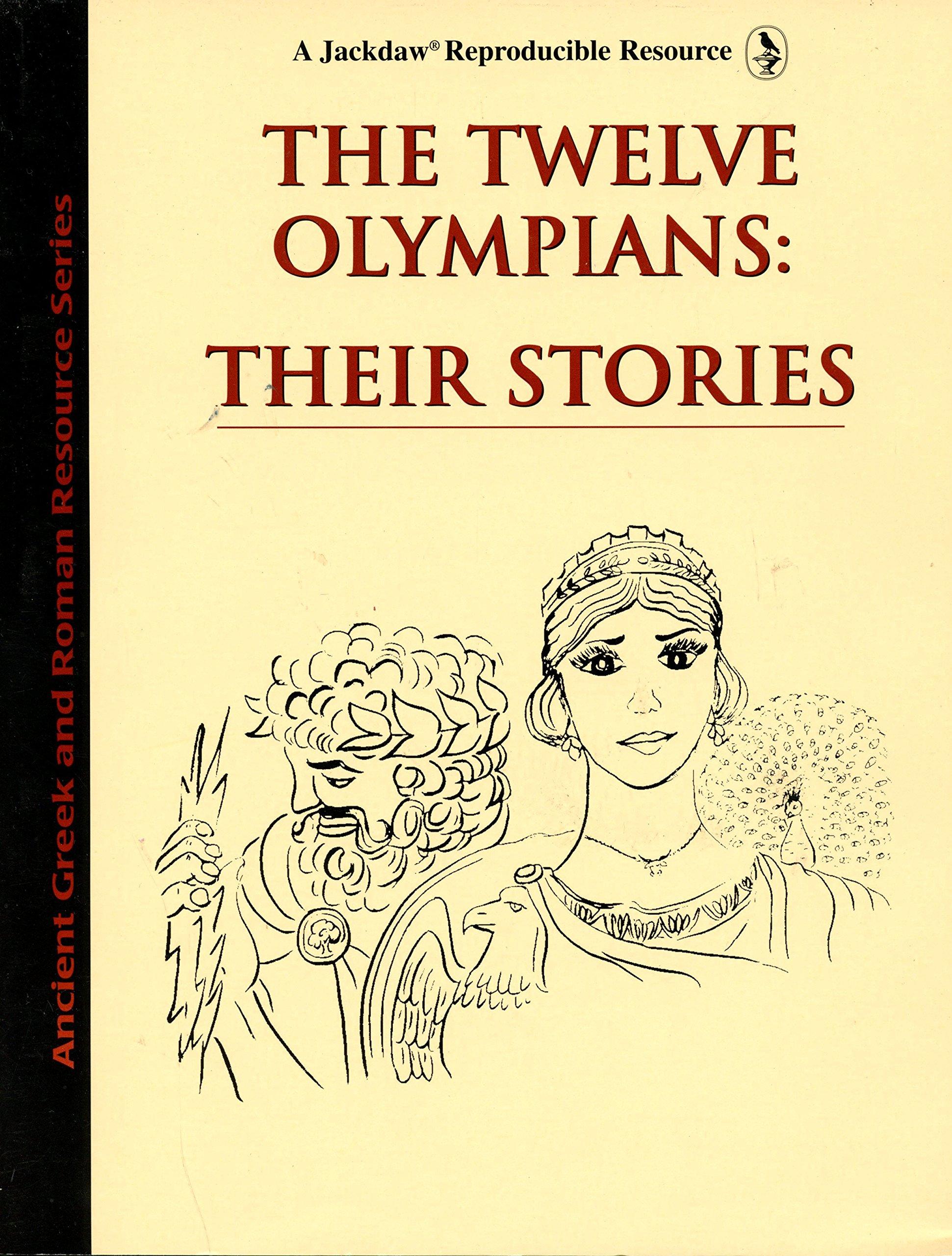 Amazon Com The Twelve Olympians Their Stories