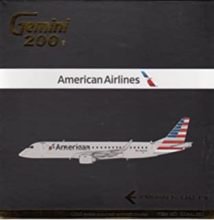 Amazon com: Gemini Jets American Airlines Embraer ERJ-175 1