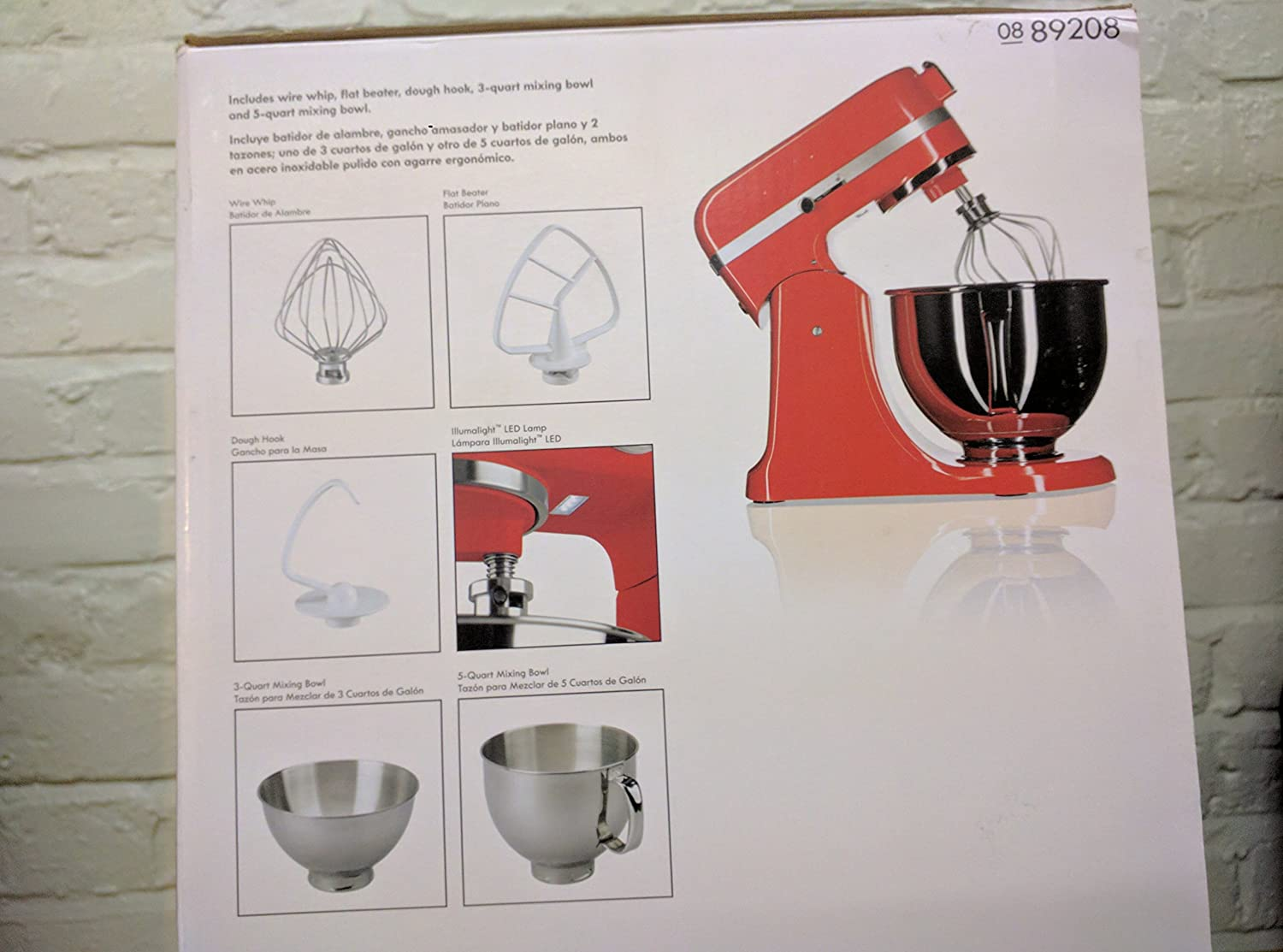 Kenmore Elite 89008 89108 89208 Stand Mixer Coated Dough Wiring Diagram Hook Kitchen Dining