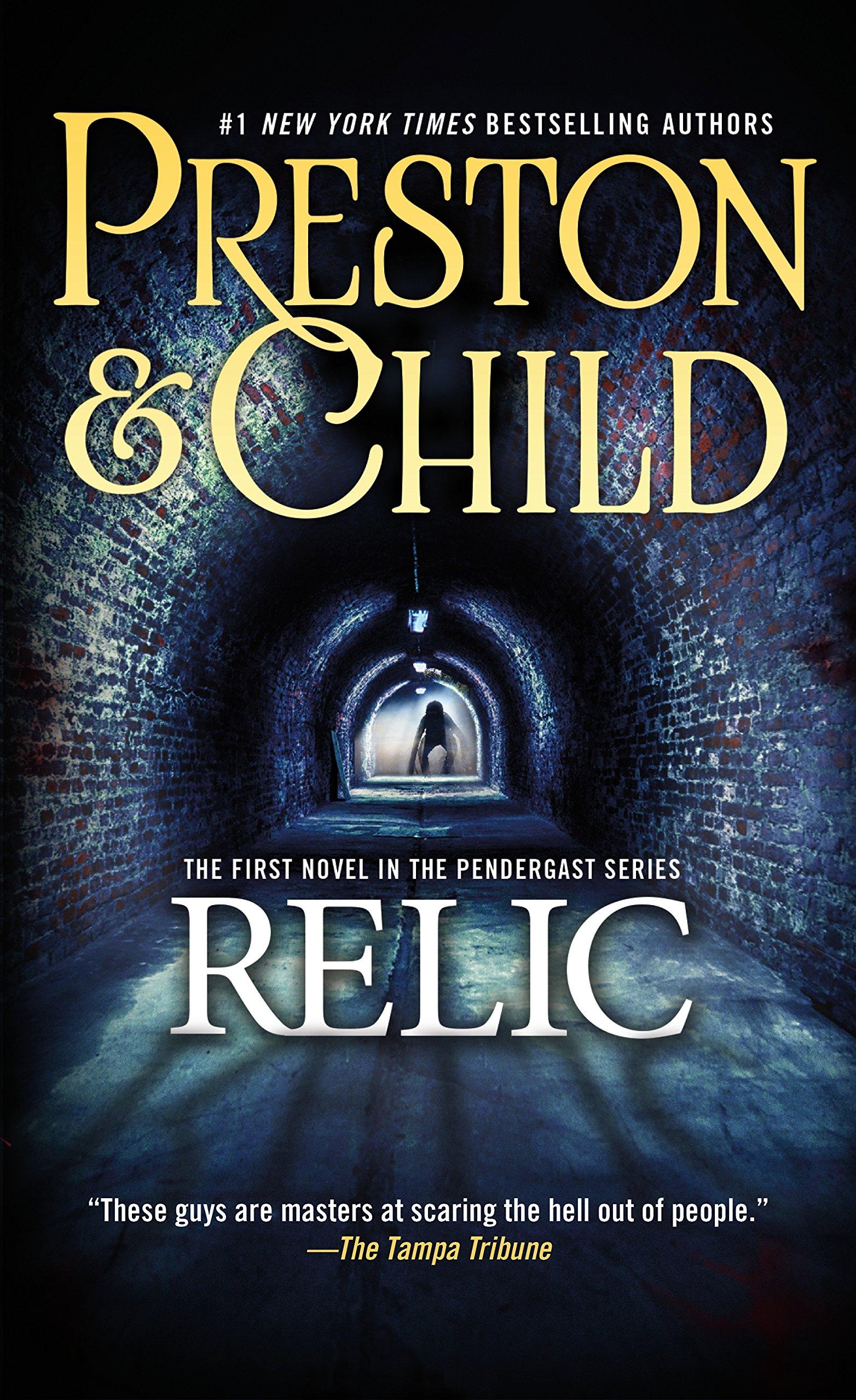 Relic Pendergast 1 By Douglas Preston