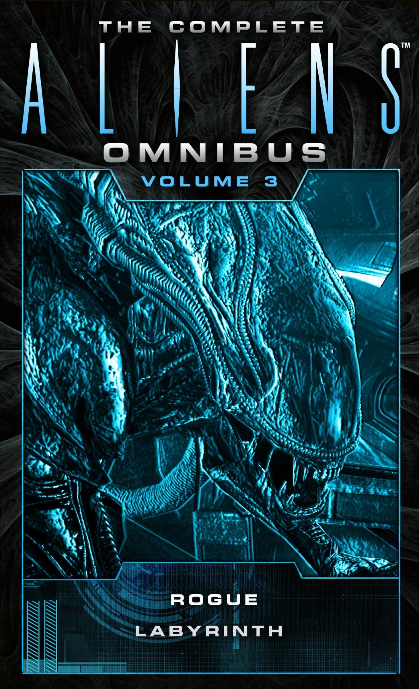 The Complete Aliens Omnibus: Volume Three (Rogue, Labyrinth): 3:  Amazon.co.uk: Sandy Schofield, S. D. Perry: 9781783299058: Books