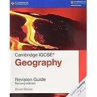 Cambridge IGCSE geography. Revision guide. Per le Scuole