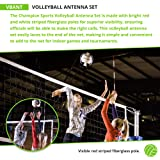 Champion Sports Volleyball Antenna Set