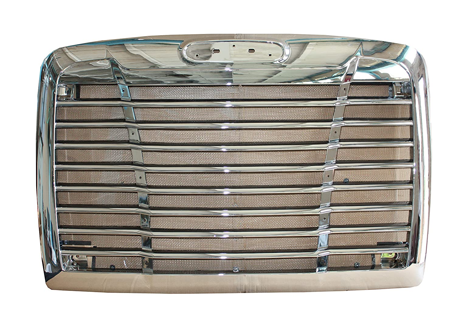 Fit: Freightliner Century Grille Chrome with Bug Net