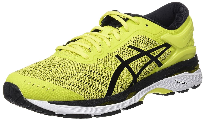 Asics Gel-Kayano 24, Zapatillas de Running para Hombre 40 EU|Amarillo (Sulphur Spring / Black / White 8990)