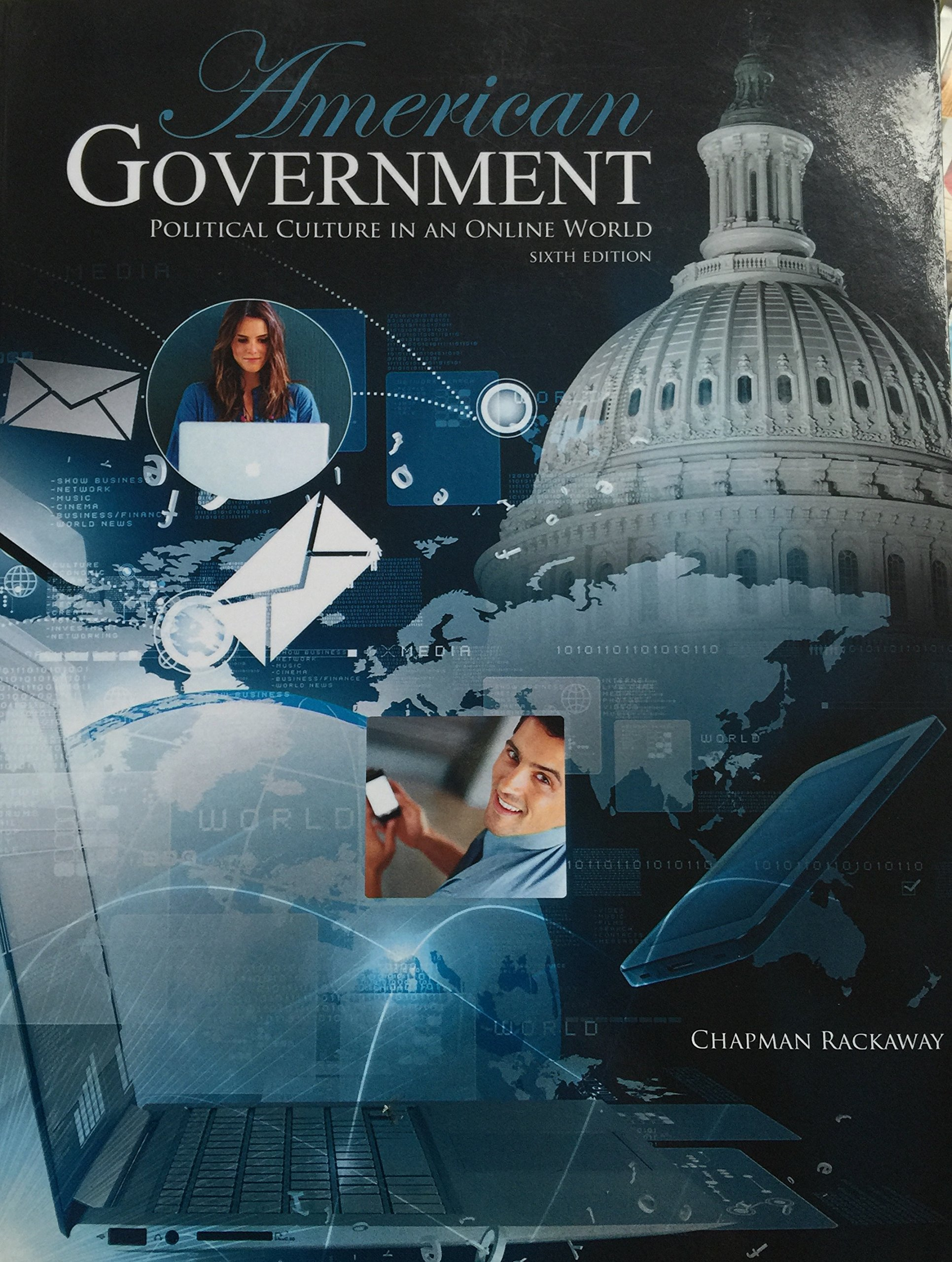 Read Online American Government: Political Culture in an Online World - Text pdf epub