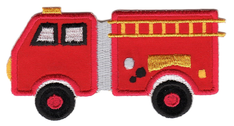 PatchMommy Toppa Autopompa Toppa Camion Pompieri Patch Termoadesiva -Toppe Bambini 4337029463