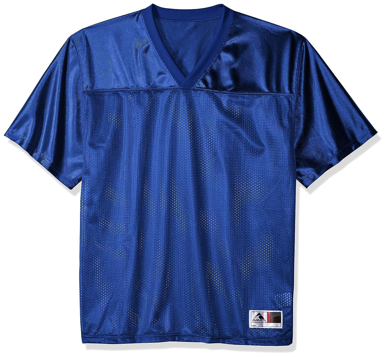 Augusta Sportswearメンズ半袖レプリカジャージー B00463AH32 ロイヤル Large Large|ロイヤル