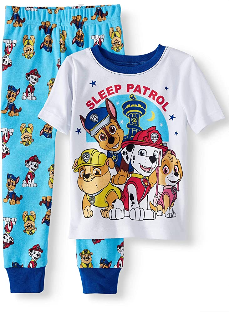 5 6 4 *NEW* Paw Patrol Pyjamas Ages 3 7 8 Free P/&P