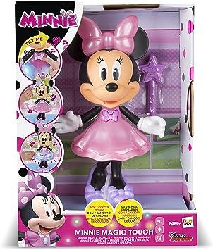Amazon.es: Imc Toys 182578 - Preescolar Varita Mágica Minnie, color/modelo surtido: Juguetes y juegos