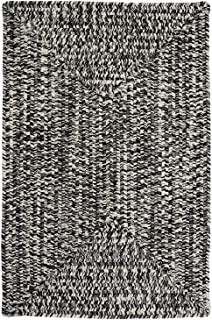 product image for Colonial Mills Floor Decorative Catalina Blacktop Area Rug Rectangle 10'x13'