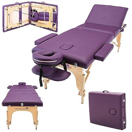 Massage Imperial Chalfont Lettino Da Massaggio Portatile Pro Luxe