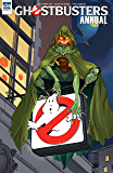 Ghostbusters Annual 2018 (Ghostbusters: Crossing Over)