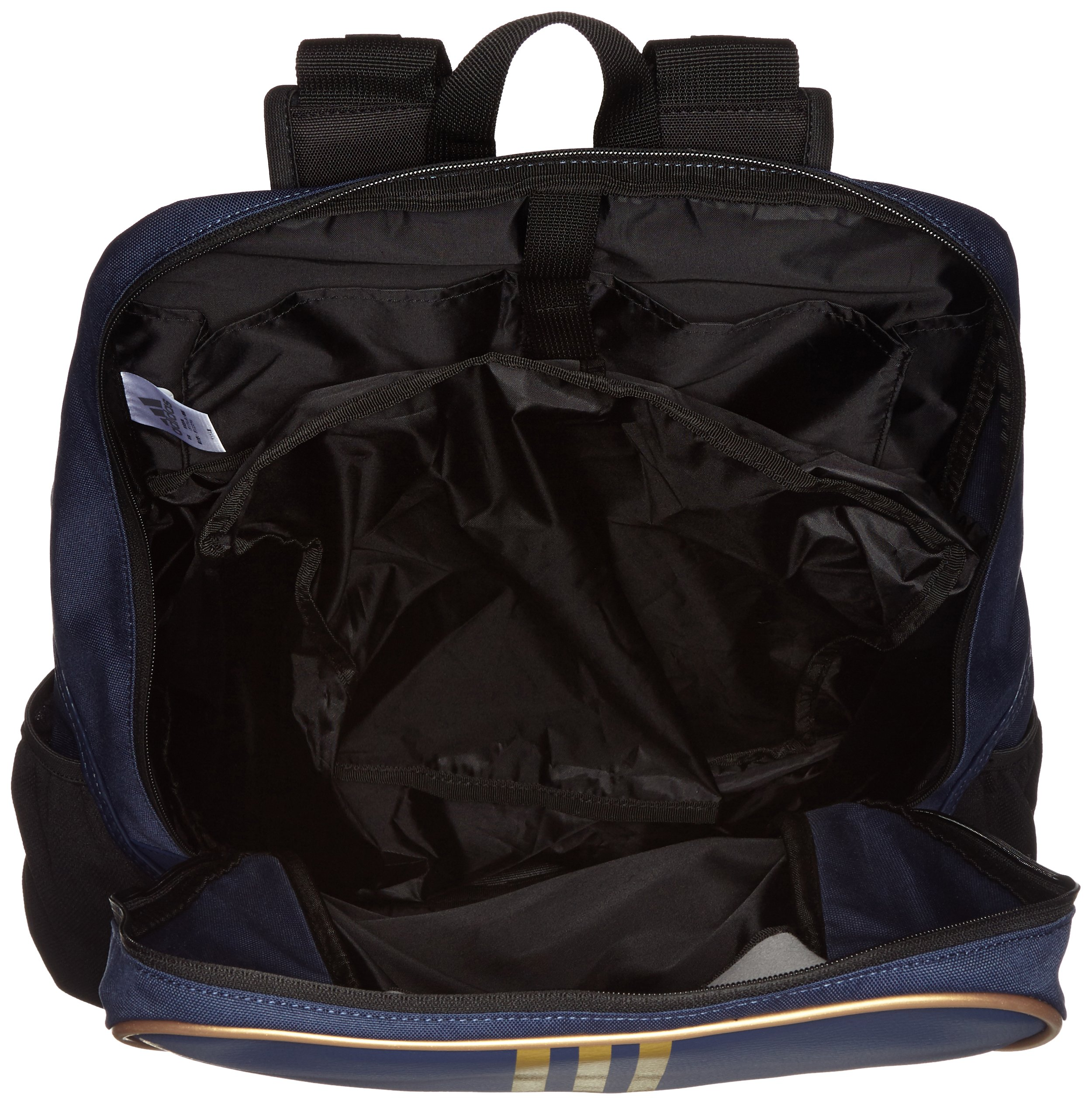 adidas Professional backpack BIN37 AP2768 (College Navy / Gold Met) by adidas (Image #3)