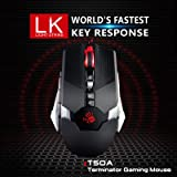 T50 Ultra-Core Optical Gaming Mouse with Light