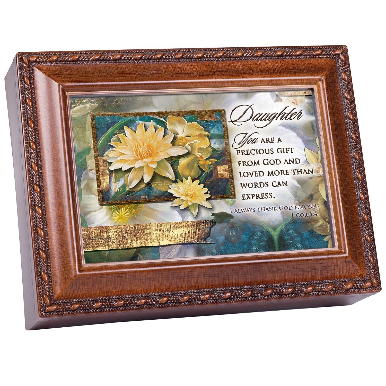 割引クーポン Daughter Inspirational Tranquilly Cottage Box Garden Inspirational Woodgrain Traditional Music Box Traditional Plays Thy Faithfulness B004HM26U4, カー用品イチオシ通販:63855d48 --- arcego.dominiotemporario.com
