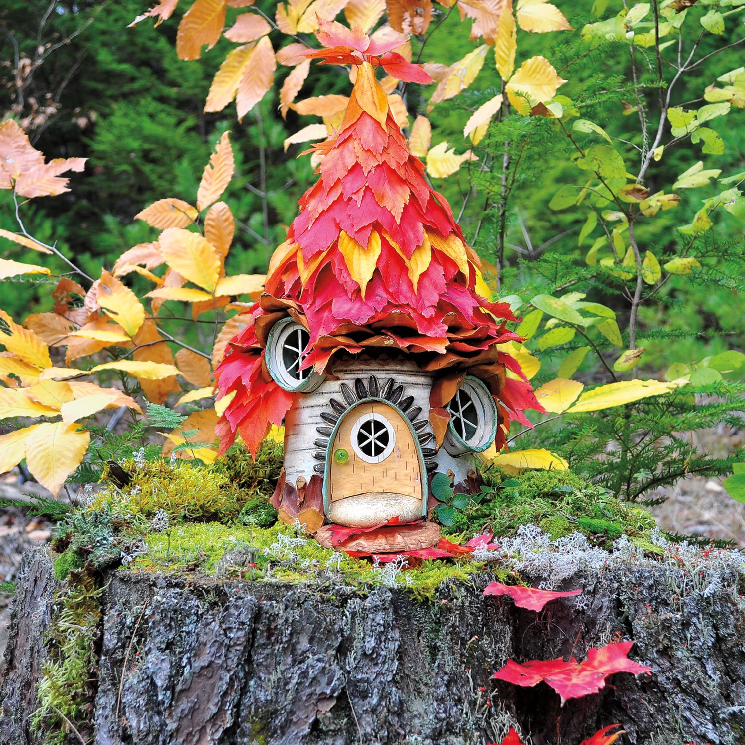 Amazon.com: Fairy Houses 2017 Wall Calendar (9781631361395): Sally J.  Smith, Amber Lotus Publishing: Books